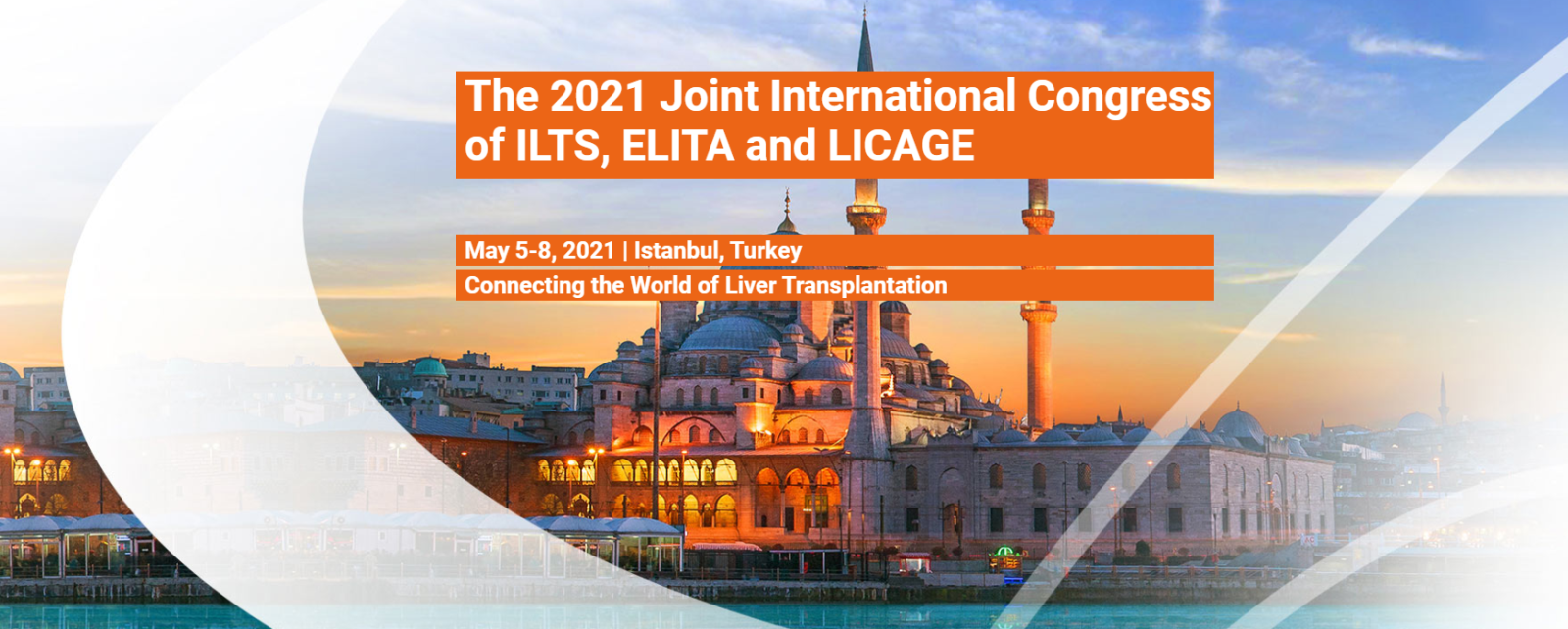 The 2021 Joint International Congress of ILTS, ELITA and LICAGE  afişi