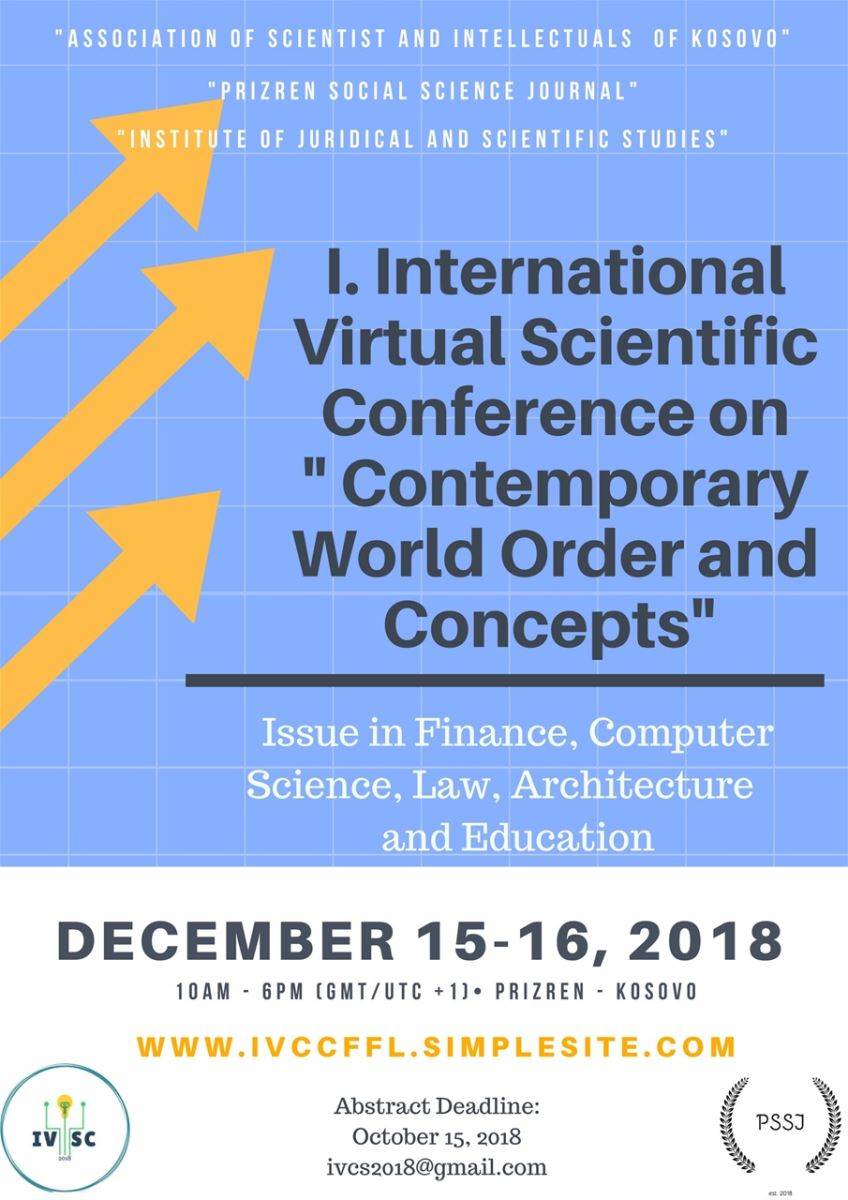 international scientific conference computer science The conference is soliciting state-of-the-art research papers in different scientific fileds related to environmental and computer science submission methods prospective authors are kindly invited to submit full papers/abstracts(pdf) via submission system or to icecs@cbeesorg.